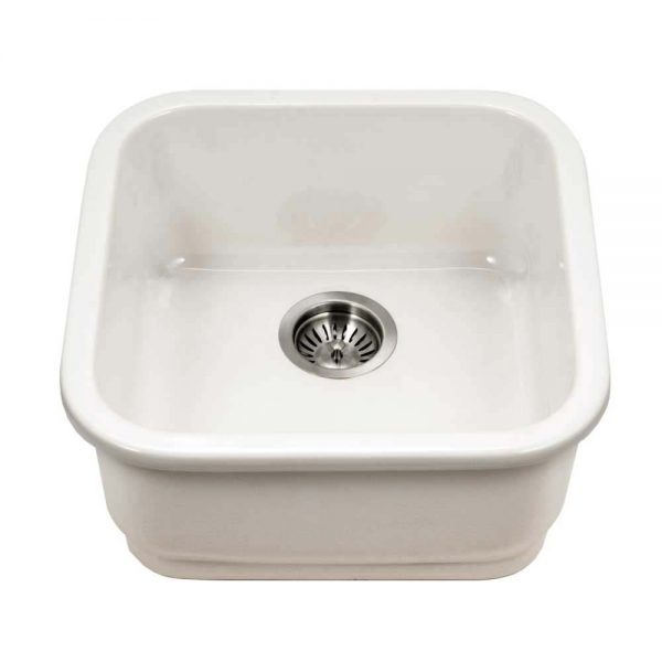 Chelsea Undermount Large Bar/Prep Sink (CHE-1919BU-BQ)