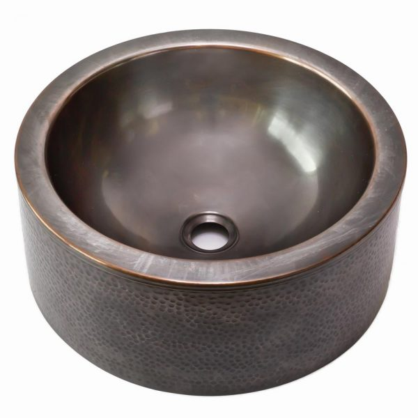 FORM Round Vessel Sink with Apron (FOR-15RVES-AC)