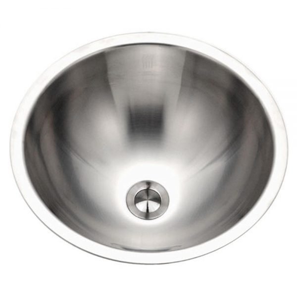 Halo Topmount Conical Lavatory Bowl (HAL-17RLT)