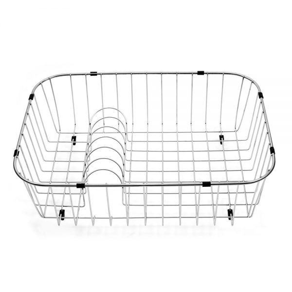 Rinsing Basket with Plate Rack (RIN-20156)