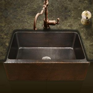 Anti-Microbial Sinks