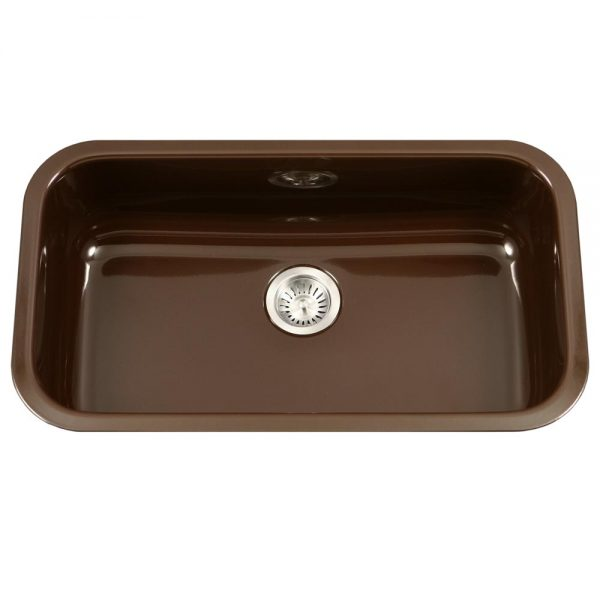 CeraSteel Large Single Bowl (CER-3118S-ES)