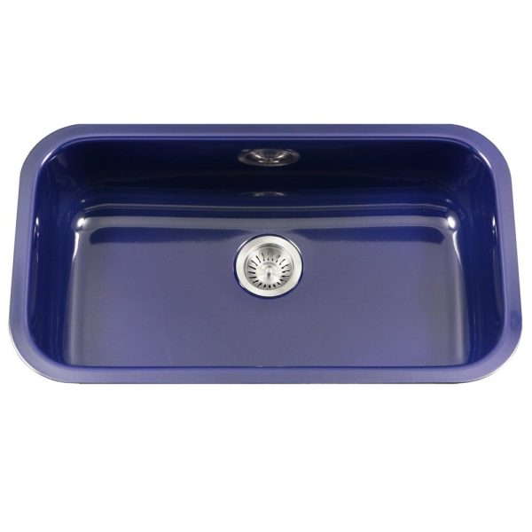 CeraSteel Large Single Bowl (CER-3118S-NB)