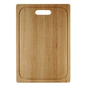 Rubberwood Cutting Board CUT-1421